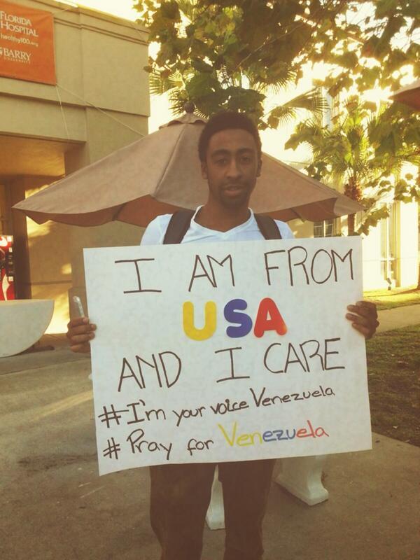Remind on your worst day you live like someone on their best. RT 4 awareness #ImYourVoiceVenezuela #PrayForVenezuela http://t.co/Dd3PbzqQdX