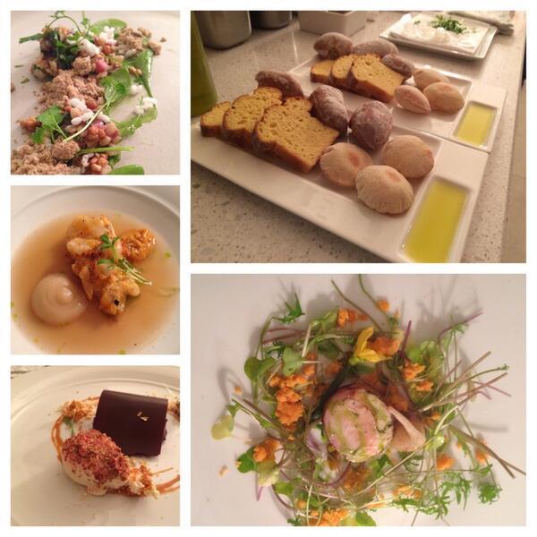 RT @chef_alvarez: Dishes by @nextjenGF @hamidsalimian @chefjonathanc @slocation #sl300 finale good times ! http://t.co/p0shGgW6Qt