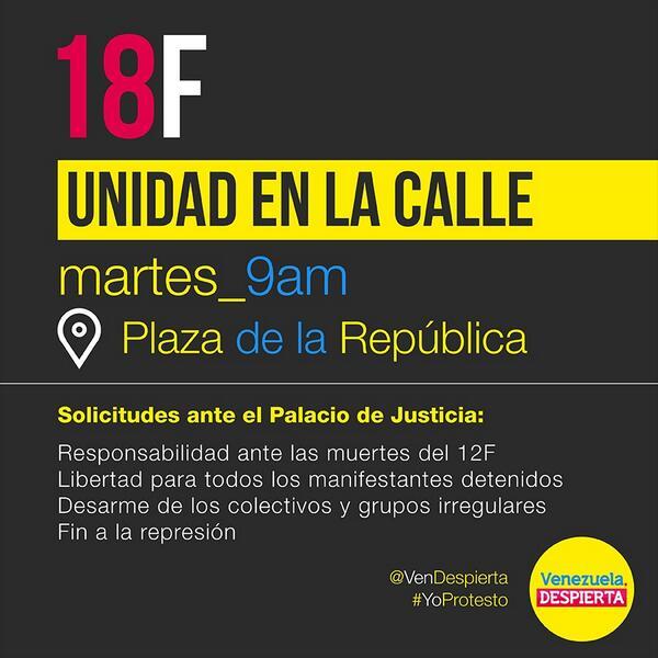 Mañana en Maracaibo! http://t.co/mLnAut9pjm