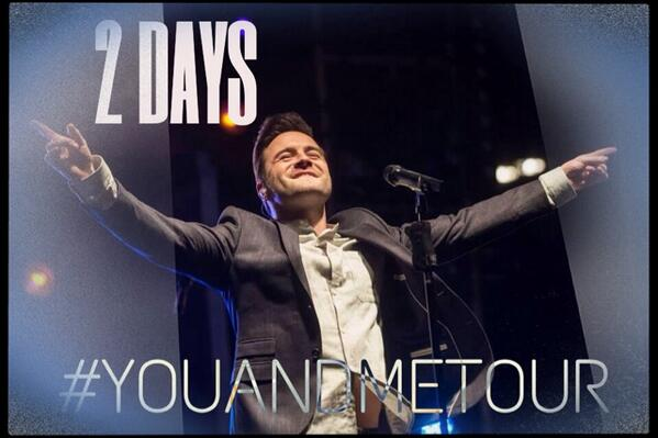 Shane Filan World (@ShaneFilan79): 2 days to go till #YouAndMeTour starts