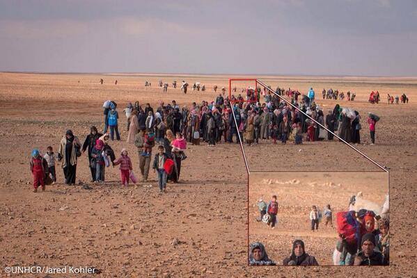 Marwan, el niño que NO cruzó solo el desierto de Siria http://t.co/nT7sUqGdO1 http://t.co/LiZ7XYSQqt