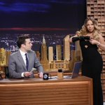 RT @WeAreLambily: @MariahCarey on The Tonight Show #payup