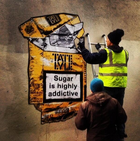 Barry Stalker (@barryprotrainer): Love this street art near me #london ...
