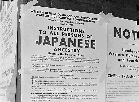 Tomorrow is #DayOfRemembrance, when Pres. FDR signed Exec Order 9066 for the Japanese American Internment. http://t.co/U4dgSqXPBA