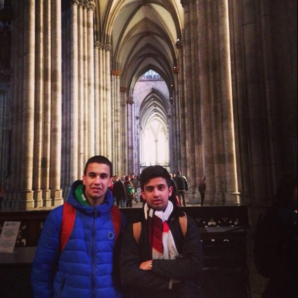 Swag with @mha1999 @Junaid567 aha http://t.co/MAbHtLUK1i
