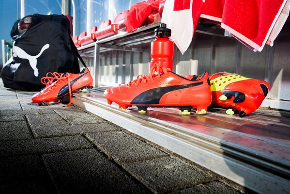 The ultimate #evoPOWER showdown is here. Who will dominate the pitch? @cesc4official? @toure_yaya42? http://t.co/3jokRur6TK