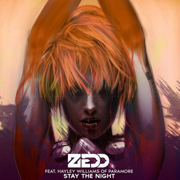 """""""Stay The Night"""" by @Zedd & @yelyahwilliams is #5 in iTunes UK Top 10 Songs. Get the song now https://t.co/JssFhkY1ye http://t.co/8ii1p94d6F"""