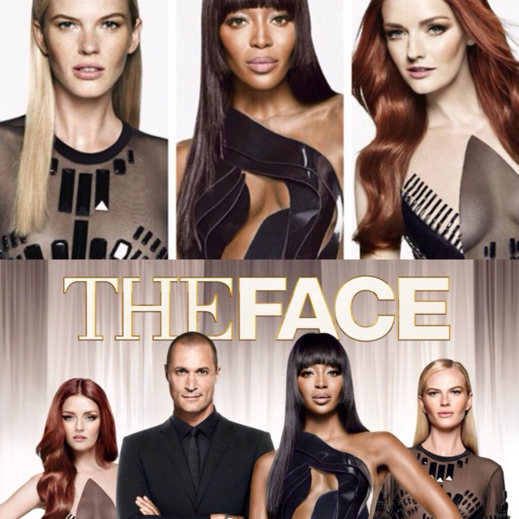 #TheFace Season 2 premiers TONIGHT on @oxygen �� @NigelBarker @NaomiCampbell @AnneV @TheFaceonOxygen #WhoWillBeTheFace http://t.co/663gM5e7Nt