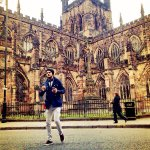 """@juanmata8: #Chester http://t.co/dJzso6qiMY"" @AndyBell17 Thought I recognised the church. lol"