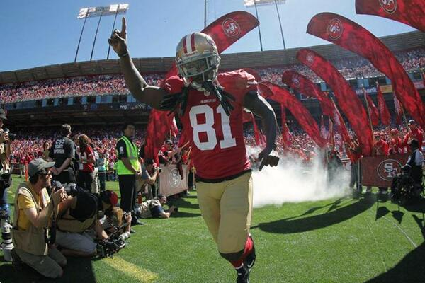 .@49ers fans, I wanted to be the first to tell you I'm returning to San Francisco - http://t.co/XsGmyZRTSE http://t.co/SgOtlLPTH7