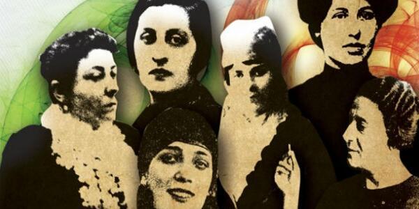 Osmanlıdan Günümüze Kadınların Edebiyatı 8 Mart 10-17:00 Arası @ozyeginuni'de.http://t.co/J5EKTEzeuG @enveraysever2 http://t.co/2S1PA07lDv