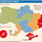 FT graphic on the prevalence of Russian speakers across Ukraine. Our live blog: http://t.co/w09H0ceVQz http://t.co/uB2pXAdLxU