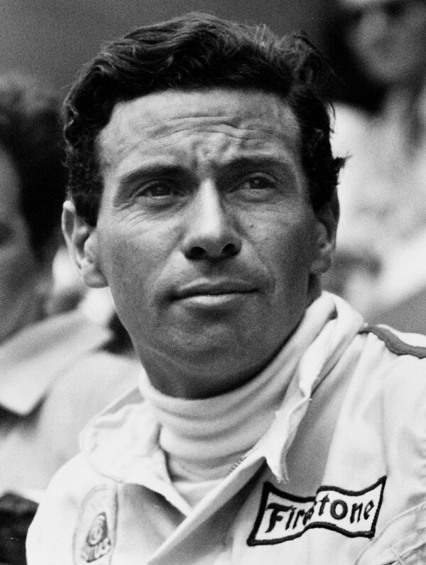 Happy Birthday Jimmy!! Jim Clark would have been 78 today. http://t.co/mplpZkef81