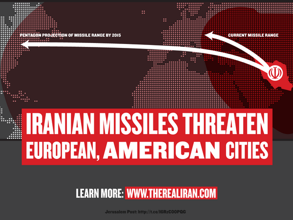 PM Netanyahu: Iran is building ICBMs that can cross oceans. #AIPAC14 http://t.co/MhQijxkFzJ