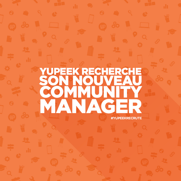 Yupeek recherche son nouveau community manager http://t.co/Uu6Hxh7RKJ #yupeekrecrute #cm http://t.co/3qxHSpovAv