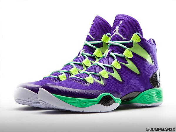 #WhyNot show @russwest44 and the Air Jordan XX8 SE PE some Mardi Gras love tonight? #TeamJordan http://t.co/43v9M6RB6C