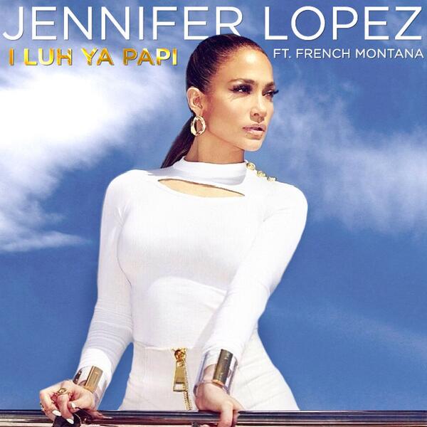 #ILuhYaPapi New @JLo single premiering tomorrow on New@2 @Power106LA #BrandNewMusic #JLOPOWER106 #JLo #JenniferLopez http://t.co/sC1nAa1iJx