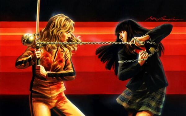 Anótalo: Chicas Superpoderosas, ciclo de cine conmemorando el Día de la Mujer en @Matucana100: http://t.co/d2Cuum2D68 http://t.co/io5BjqakGF