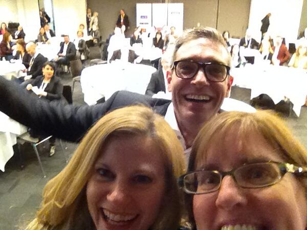 Hey @TheEllenShow, our conference pic will beat your oscar pic retweets! Watch! #CMACX #MRX http://t.co/Oy9hOBIIH5