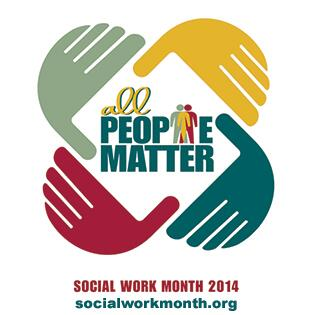 Social workers across the globe believe that all people have dignity and deserve respect. #AllPeopleMatter http://t.co/ZDq7K0AhSR