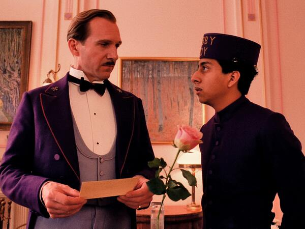 Wes Anderson's #TheGrandBudapestHotel opens in select theaters this Friday! Find out where: http://t.co/AgP47WbQrf http://t.co/NNbMcKIRq5