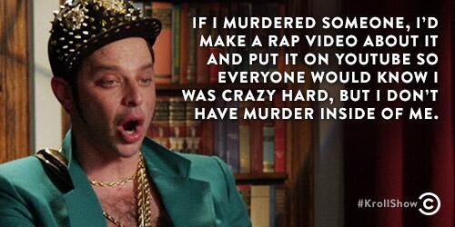 RT @ComedyCentral: If C-Czar Did It #KrollShow http://t.co/rqtvzd0SEU