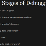 The Debugging Six Stages #debugging #programming #epic http://t.co/kM6JOG3s5E