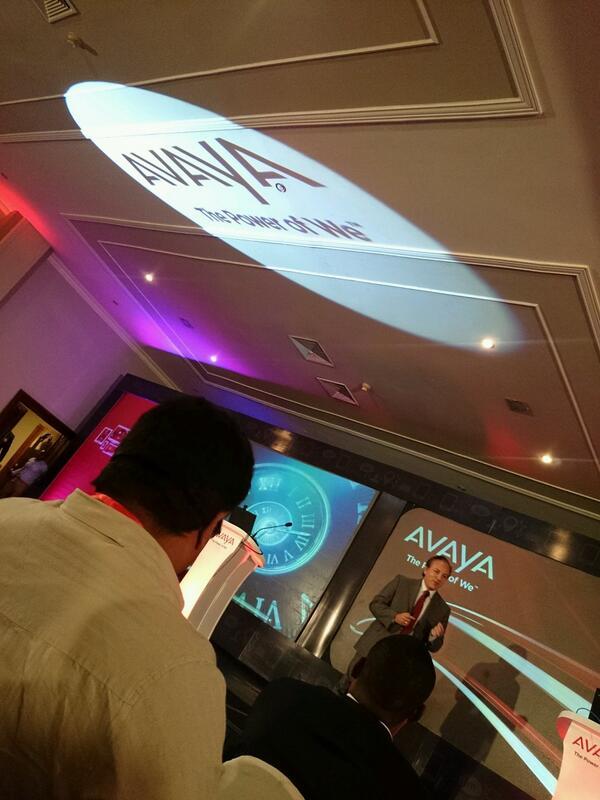 Roberto Ricossa - Avaya: Una historia de innovación @Avaya_Caribbean  #AvayaEvolutions http://t.co/97hhxj1PaL