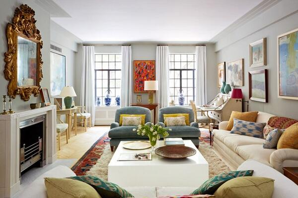 Lunchtime reading here: stylish and inspirational living rooms http://t.co/Tpk8d8tTTk http://t.co/R1blivxvEg