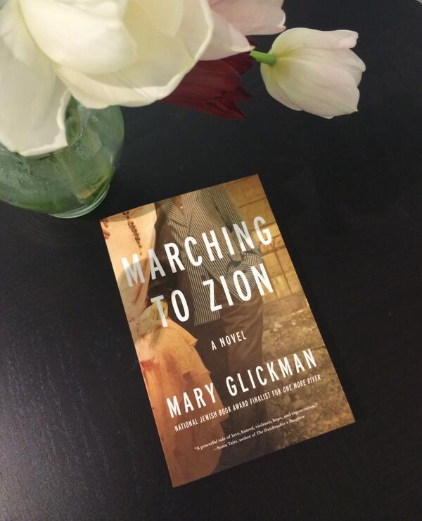 Happy #FridayReads! RT & follow for a chance to win the acclaimed novel, Marching to Zion. http://t.co/FgoaGY8Pbb http://t.co/WrtNYqCnCl