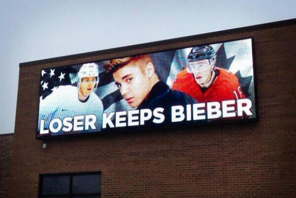 Seriously high stakes for the #USAvsCanada semi-final. Lets win this, @usahockey! http://t.co/sjVfgGYz4Y