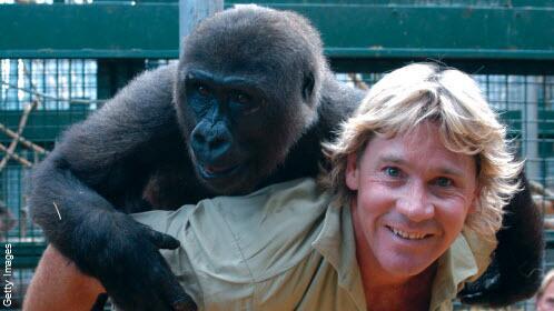 Steve Irwin would have been 52 today. Miss ya big fella. http://t.co/IizPRgl61y