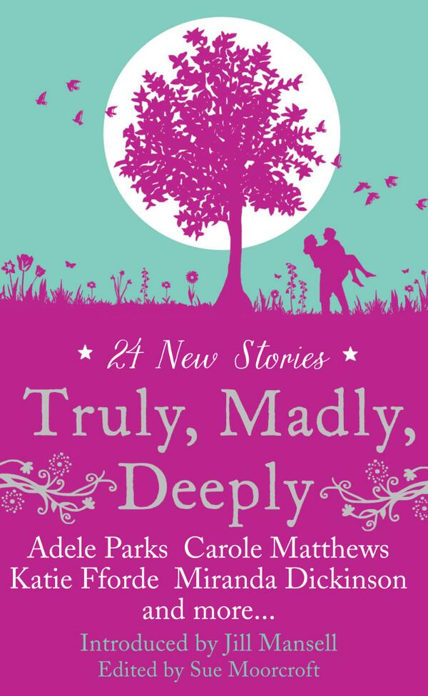 Forgot the # last time. Great & gorgeous book with a story for everyone: out today! #TrulyMadlyDeeply #RNA http://t.co/Uyct6PpB04