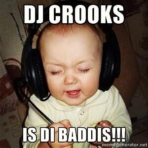 Wanna hear what this baby's listening to? Check out my dancehall is alive mix on soundcloud http://t.co/BwDpuqVJBQ