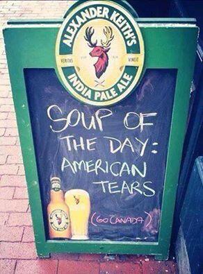 Hahahahaha I'm dying with this one, DYING! #Sochi2014 #USAvsCanada #GoCanadaGo #Murica #hockey http://t.co/uTXBhXwSjJ