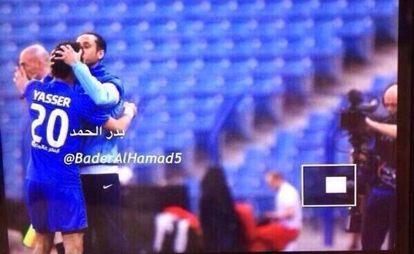 تركي الناصر السديري (@turkinsudairi): لايحدث إلا.. في نادي اللعب والمنافسة..النظيفة! http://t.co/gYhdJqzCc9