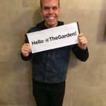 RT @TheGarden: Welcome back @PerezHilton! Enjoy #JTMSG http://t.co/z8Pv5BT65x