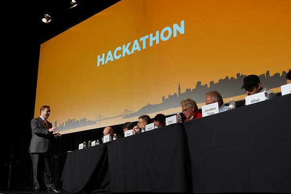 #LAUNCH Hackathon is underway, now through Sunday! $2 million up for grabs! http://t.co/Hbzq4jex3Q