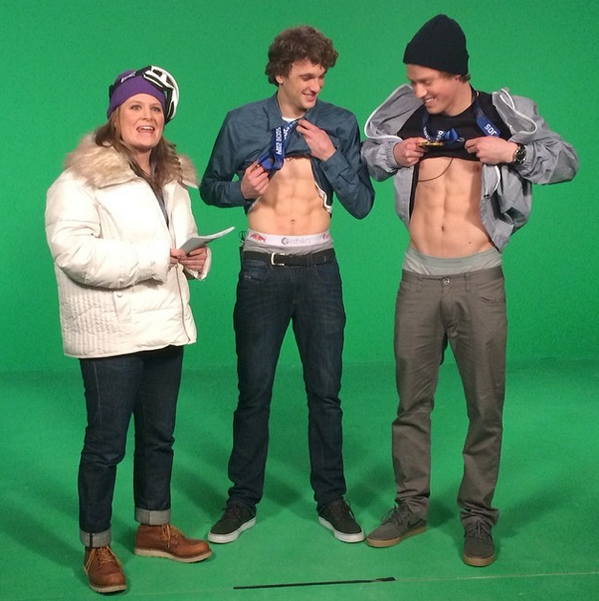 ABS ON ABS ON ABS