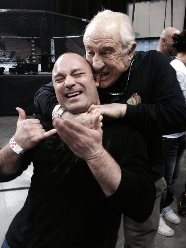 "The legend ""JUDO"" GENE LEBELL!!! http://t.co/4e98DYmRu6"