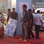 Flagging of the #lavasa women's drive. What a great event!! Such incredible enthusiasm and spirit :) http://t.co/lIRXRHKGon