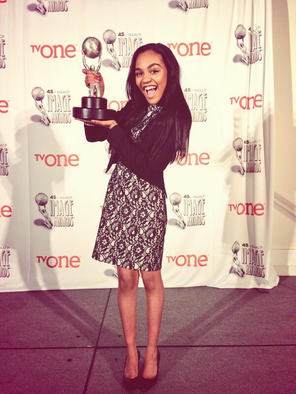 #congrats to #chinaannemcclain @chinamcclain on her #NAACP award win tonight!! #@CorePRGroup @naacpimageaward http://t.co/wlW3uQ1Xa2