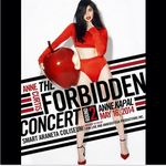 RT @DAzunal: Catch 'The Forbidden Concert Round 2: AnneKapal' featuring @annecurtissmith on May16 at @TheBigDome!http://t.co/dSXEIemFZQ