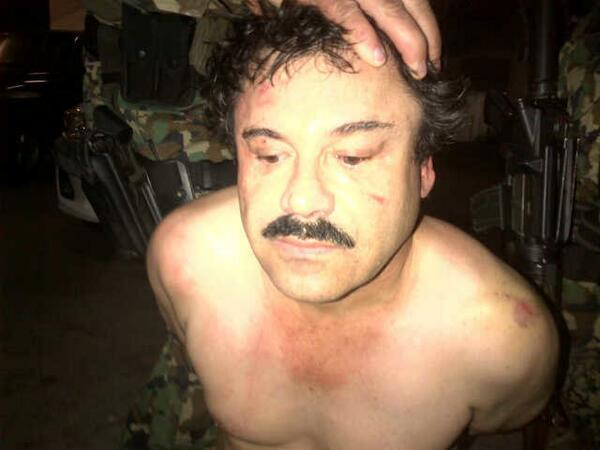 Foto New York Times Chapo Guzmán http://t.co/Du3UM35nNz