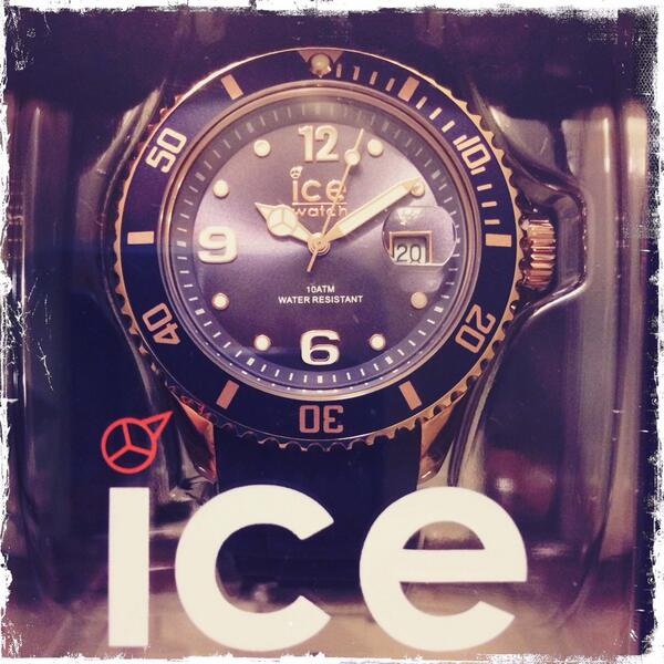 Isn't it? ;) Glad you like it! RT @shellyvella: Really rather cool @Profile_PR .... @IceWatchBrand http://t.co/HMs1joBekf