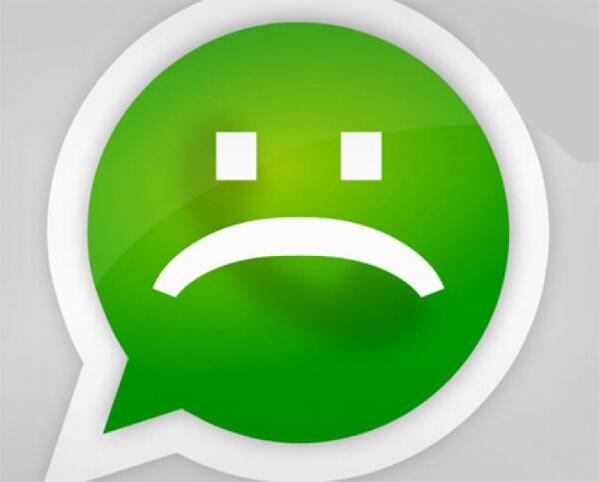 Tras compra de #Facebook, #WhatsApp sufre la primera caída de su servicio http://t.co/o7F49XxHA7 http://t.co/BMYlH0KDNy