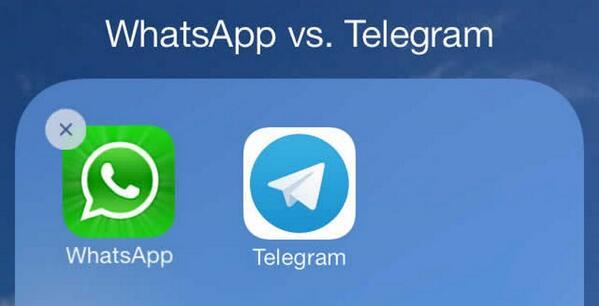 WhatsApp y Telegram experimentan una caída sin precedentes - http://t.co/0biJbynoWi http://t.co/Io78BqavZZ