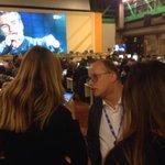 RT @mattbranca: L'uomo che sta dietro al successo di aver portato @Ligabue a #Sanremo2014 Grazie Riccardo  @paroleedintorni http://t.co/xQ6…