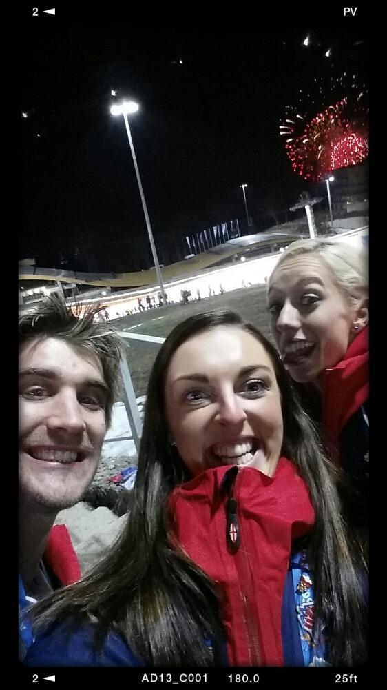 Had fun tonight at the bobsleigh supporting team Gb! #gbselfie @iceangel_sk @davidking_dk http://t.co/LrwplXRvSf