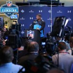 RT @nflnetwork: Michael Sam handles #NFLCombine media circus with great confidence (via @MikeSilver): http://t.co/pM5iWBw2Oo